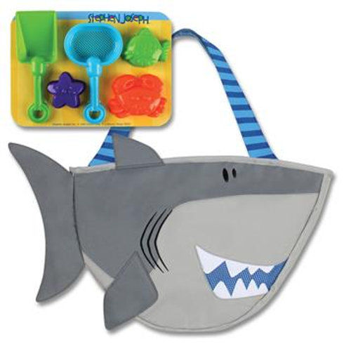 Shark Beach Bag