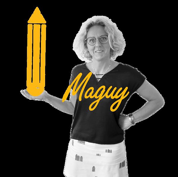 MAGUY ACCUEIL CAP INGÉ