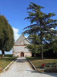 eglise de villegagnon