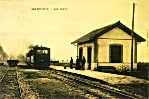 la gare de bannost-villegagnon