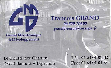 GMD François Grand