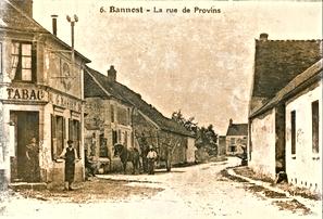 rue de la forêt bannost-villegagnon