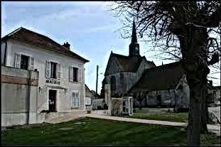 mairie de bannost-villegagnon