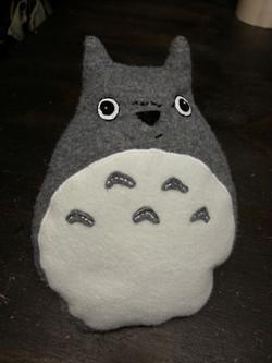 Totoro n'a qu'a bien se tenir !