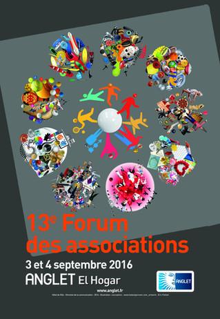 ANGLET Forum des associations 2016