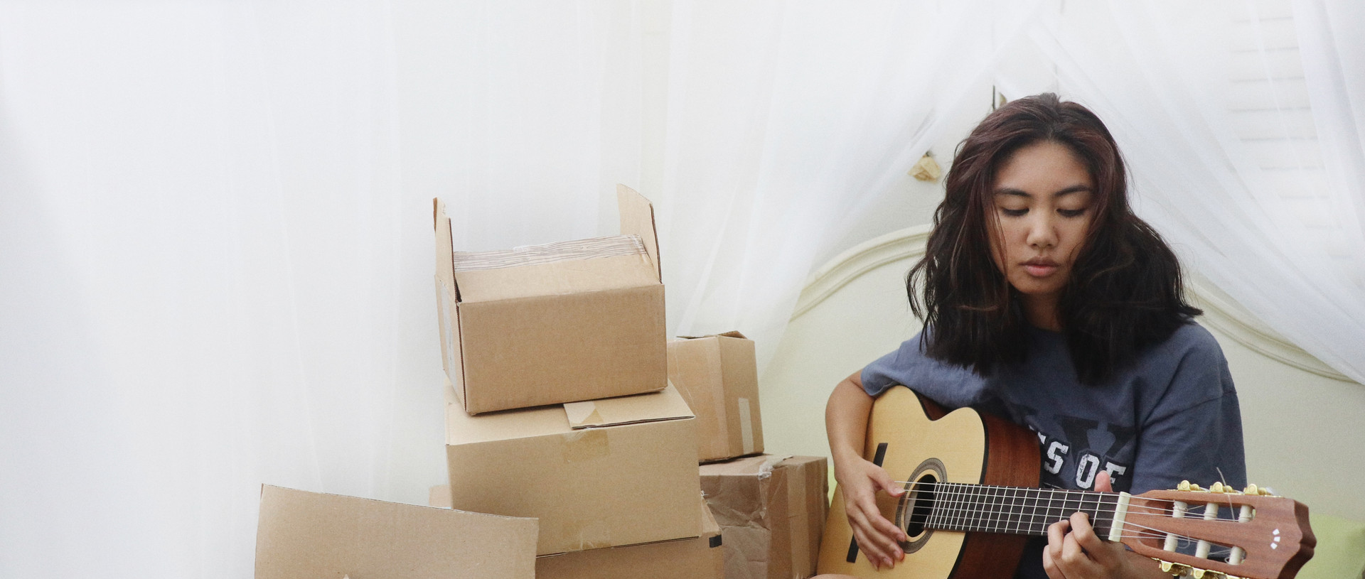 Out of Boxes, Into Songs