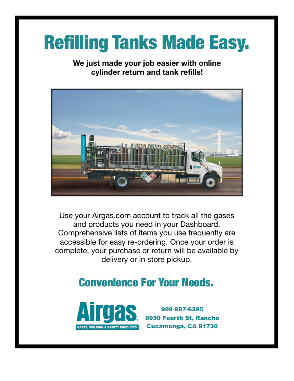 Airgas Flyer