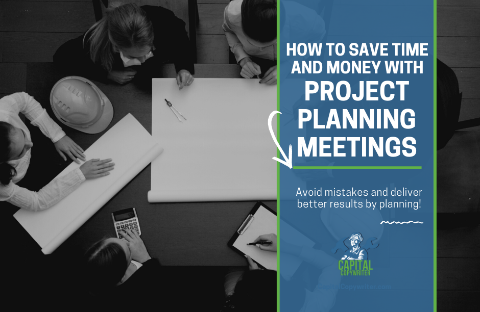 How Contractors can save time and money with project planning meetings