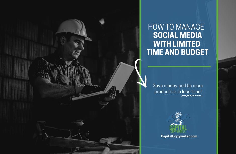 Social Media Management for Contractors