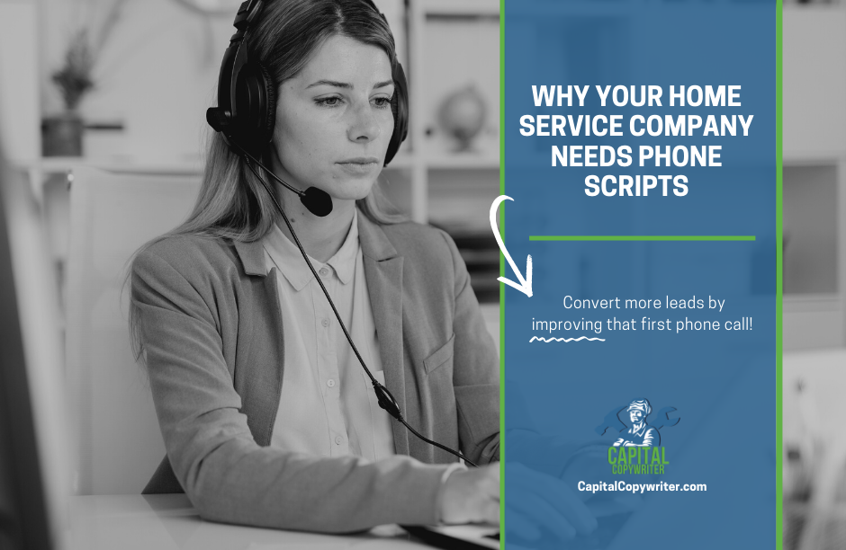 Phone Scripts for Service Company