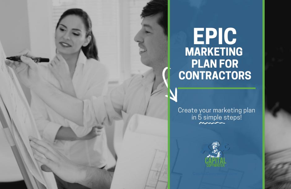 Marketing Plan for Contractors