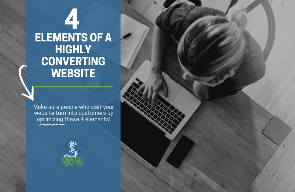 4 Elements of A Highly Converting Website For Home Service Providers