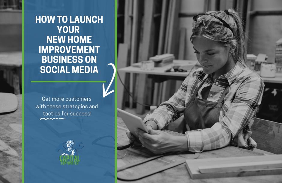 Social Media for home improvement business
