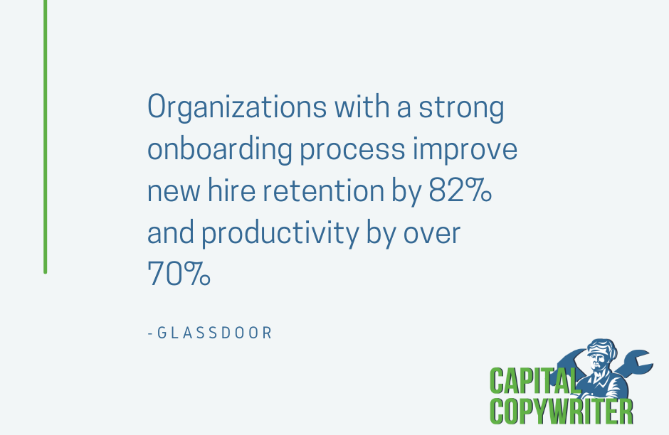 Hiring and Onboarding Statistics