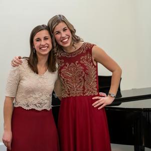 Sisters & performers