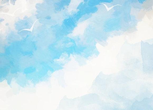 Watercolor Sky (piano solo)