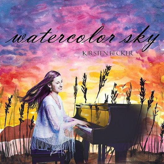 Watercolor Sky Audio CD
