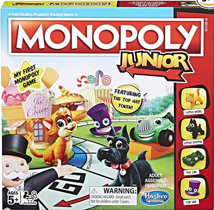 monopoly, juego de mesa