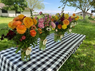 Bouquets for Pickup