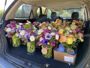 Bouquet Deliveries
