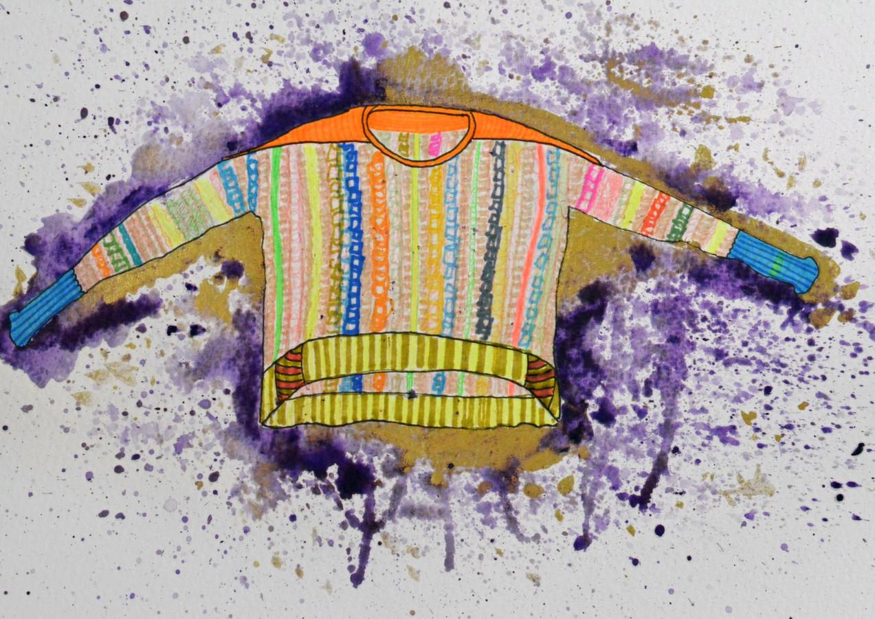 Amazing Technicolour Dreamsweater