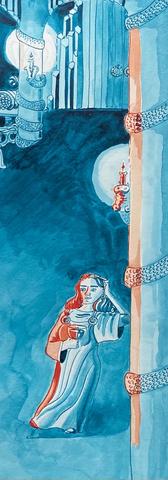 Þrymskviða Murder Scene - Ink