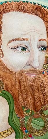 Þrymskviða - Þór is reunited with Mjölni