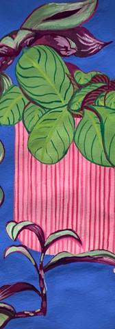 Gouache - Plant Study