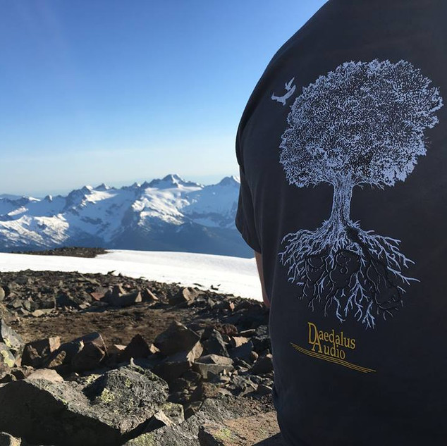 Daedalus 25 year shirts, jackets and more