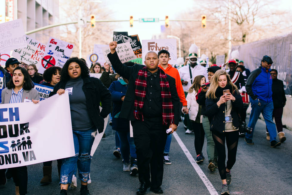 March For Our Lives RVA 2018