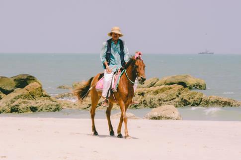 Thai Horse ride
