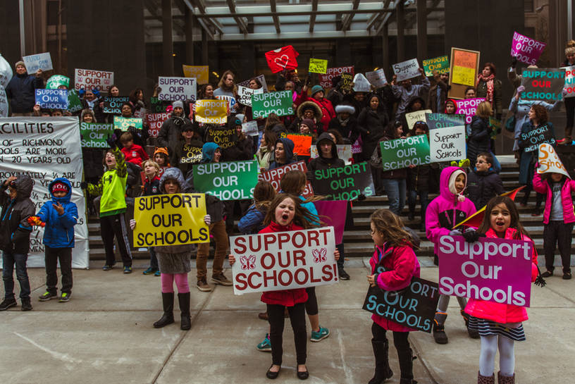 SUPPORT OUR SCHOOLS RVA