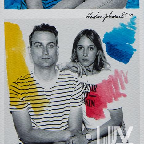 Nicole and Trent