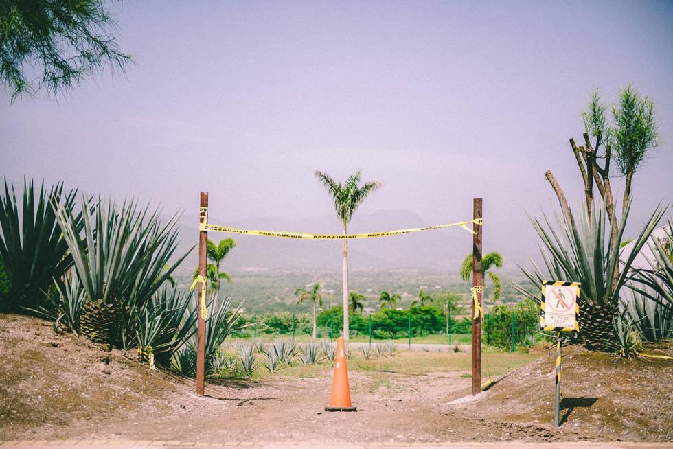 Jardines de Mexico, Mexico