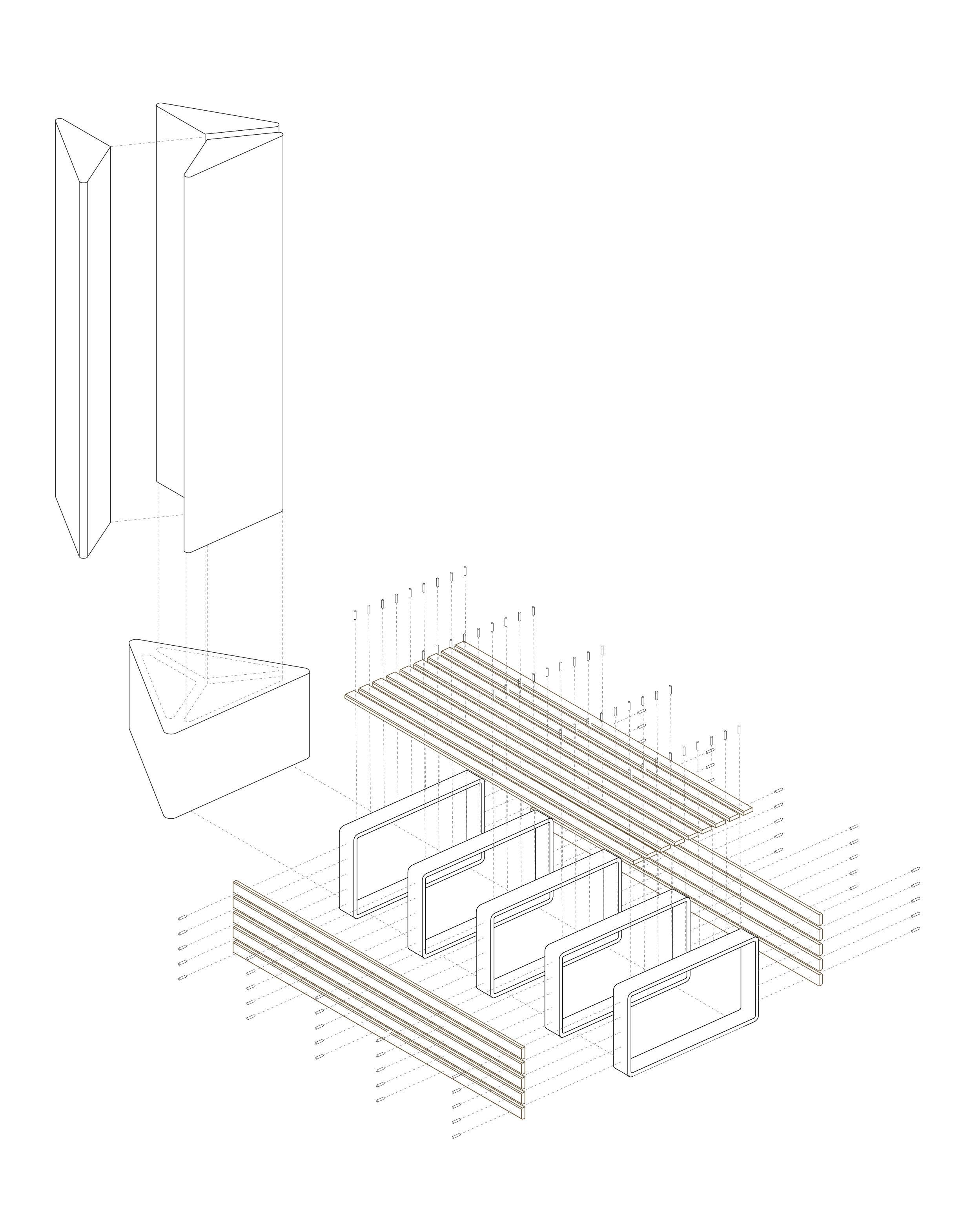 BENCH CONSTRUCTION
