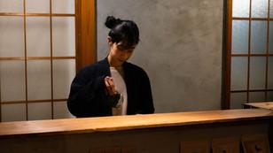【story3】築90年の茶寮と暮らし