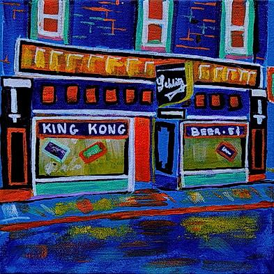 The King Kong Club
