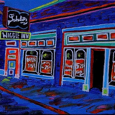 The Wiggle Inn