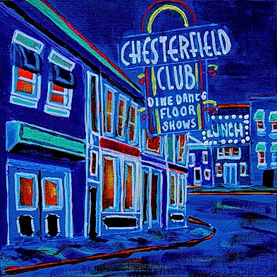 The Chesterfield Club