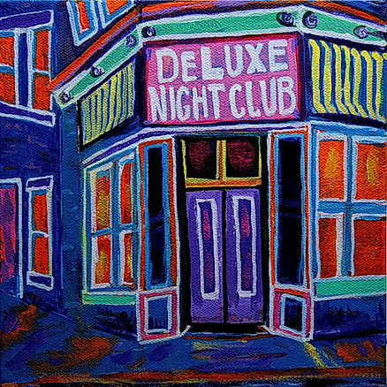 The Deluxe Nightclub