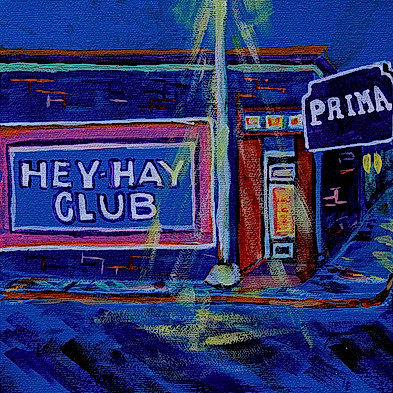 The Hey Hay Club