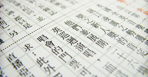 Chinese tutoring
