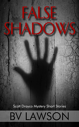 False Shadows Paperback