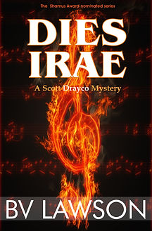 A mystery novel with an unusual detective from the award-winning Scott Drayco mystery novel series by BV Lawson