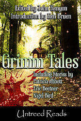 Grimm Tales anthology, with story by BV Lawson