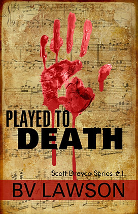 Played to Death Paperback
