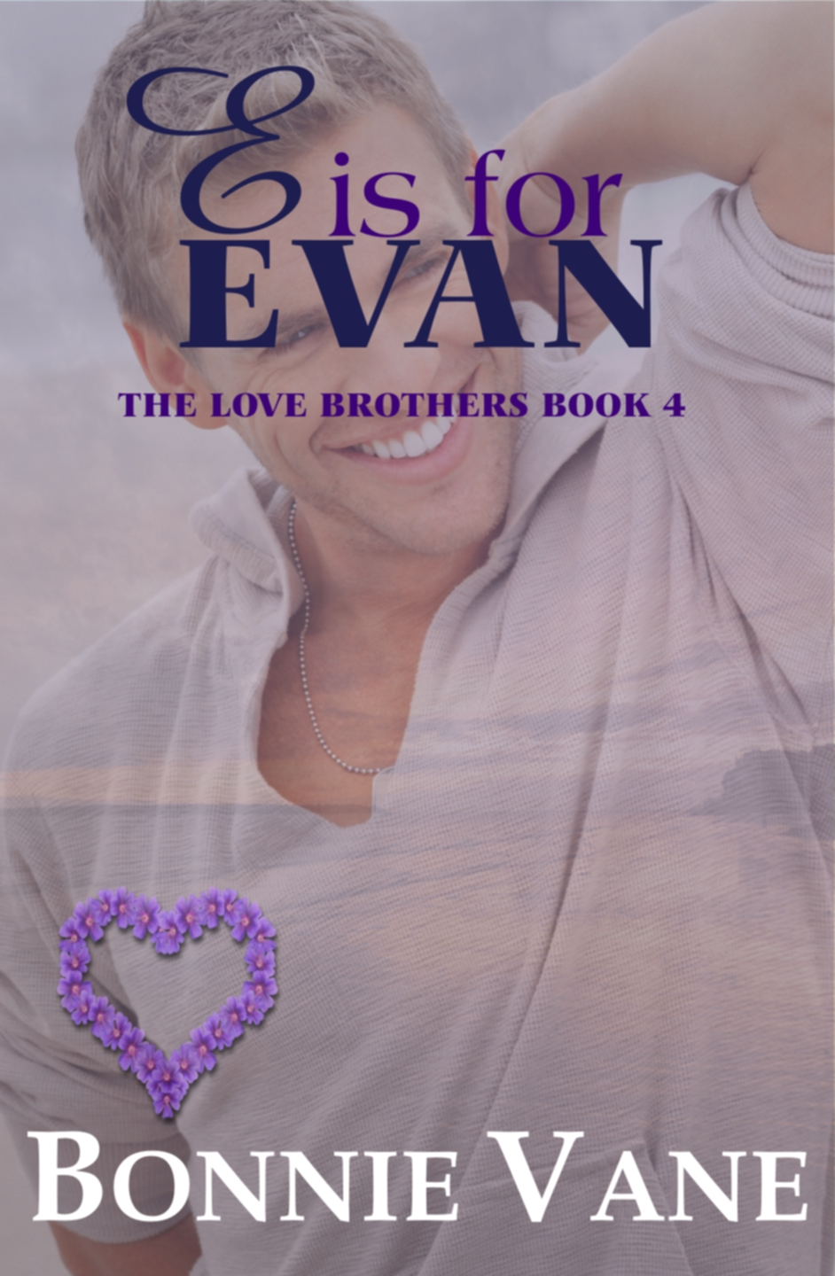 E is for Evan Newest