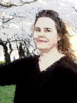 "Author BV Lawson ""Watercolor"""