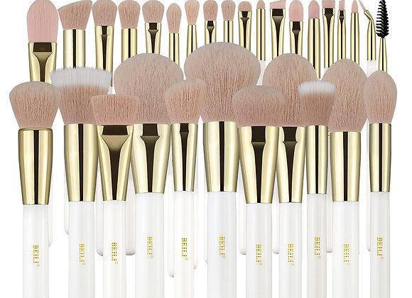 Beili Luxury Vegan Brushes Set of 30