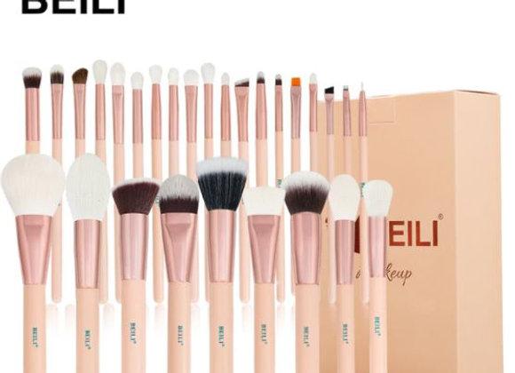 BEILI Professional Make-up Brushes 28 Pcs